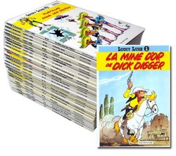 LUCKY LUKE -  COLLECTION 31 ALBUMS (ÉDITIONS DUPUIS)