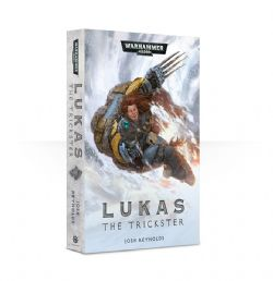 LUKAS : THE TRICKSTER (ENGLISH) -  SPACE WOLVES