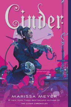LUNAR CHRONICLES, THE -  CINDER 01