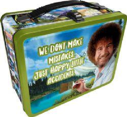 LUNCH BOX -  LUNCHBOX - METAL - BOB ROSS -