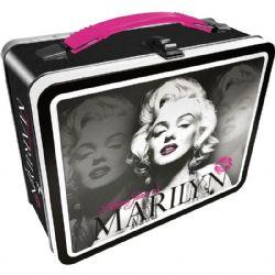 LUNCH BOX -  METAL - MARILYN MONROE