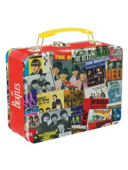 LUNCH BOX -  THE BEATLES (METAL)