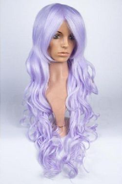LUTHIEN CLASSIC WIG - PALE LILAC (ADULT)