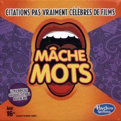 MÂCHE MOTS -  CITATIONS PAS VRAIMENT CÉLÈBRES DE FILMS (FRENCH)