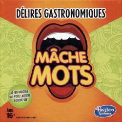 MÂCHE MOTS -  DÉLIRES GASTRONOMIQUES (FRENCH)
