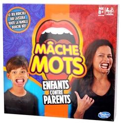 MÂCHE MOTS -  ENFANTS CONTRE PARENTS (FRENCH)