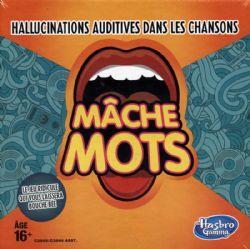 MÂCHE MOTS -  HALLUCINATIONS AUDITIVES DANS LES CHANSONS (FRENCH)