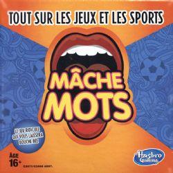 MÂCHE MOTS -  TOUT SUR LES JEUX ET LES SPORTS (FRENCH)