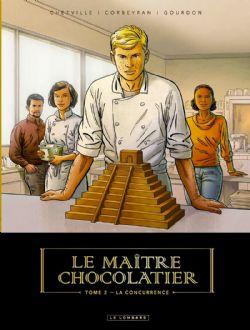 MAÎTRE CHOCOLATIER, LE -  LA CONCURRENCE 02
