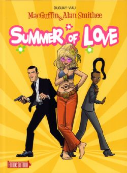 MACGUFFIN & ALAN SMITHEE -  SUMMER OF LOVE