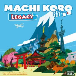 MACHI KORO : LEGACY -  BASE GAME (FRENCH)