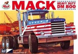 MACK -  HEAVY DUTY DM 800 1/25 (SKILL LEVEL 3 - MODERATE)