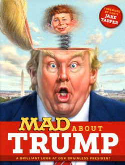 MAD MAGAZINE -  MAD ABOUT TRUMP