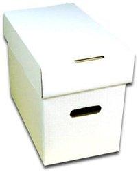 MAGAZINE CARDBOARD BOX