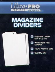 MAGAZINE DIVIDERS (25)