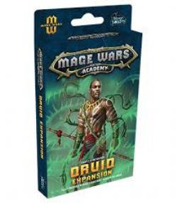 MAGE WARS ACADEMY -  DRUID (ENGLISH)