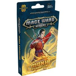 MAGE WARS -  ACADEMY - MONK EXPANSION (ENGLISH)