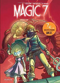 MAGIC 7 -  CONTRE TOUS (PRIX DÉCOUVERTE) 02