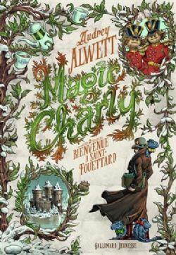 MAGIC CHARLY -  BIENVENUE À SAINT-FOUETTARD (GRAND FORMAT SOFT COVER) 02