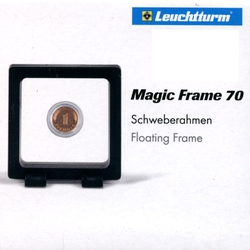 MAGIC FRAME -  FLOATING FRAME FOR COINS DISPLAYING (2.75