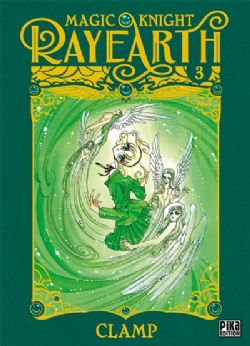 MAGIC KNIGHT RAYEARTH -  ÉDITION 20 ANS (FRENCH V.) 03