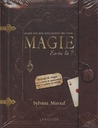 MAGIC -  MAGIE ES-TU LA? 50 TOURS DE MAGIE