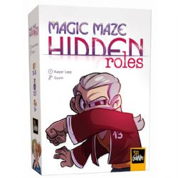 MAGIC MAZE -  HIDDEN ROLES (FRENCH)