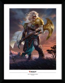 MAGIC: THE GATHERING -  AJANI, STRENGTH OF THE PRIDE - COLLECTOR PRINTS (13