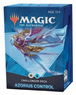 MAGIC THE GATHERING -  AZORIUS CONTROL (ENGLISH) -  CHALLENGER DECKS 2021