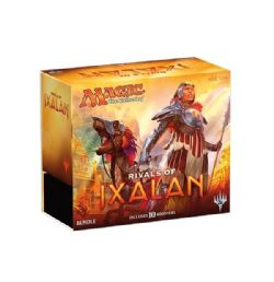 MAGIC THE GATHERING -  BUNDLE (10 BOOSTERS) -  RIVALS OF IXALAN
