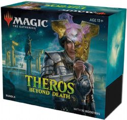 MAGIC THE GATHERING -  BUNDLE (10 BOOSTERS) -  THEROS BEYOND DEATH