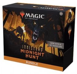 MAGIC THE GATHERING -  BUNDLE - 8 DRAFT BOOSTER PACK (ENGLISH) -  INNISTRAD MIDNIGHT HUNT