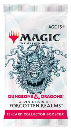 MAGIC THE GATHERING -  COLLECTOR BOOSTER PACK (P17/B12/C24) (ENGLISH) -  ADVENTURES IN THE FORGOTTEN REALMS