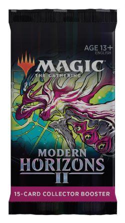MAGIC THE GATHERING -  COLLECTOR BOOSTER PACK (P17/B12/C24) (ENGLISH) -  MODERN HORIZON II