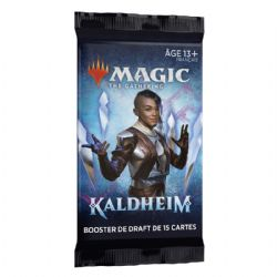 MAGIC THE GATHERING -  DRAFT BOOSTER PACK (P15/B36/C6) (FRENCH) -  KALDHEIM