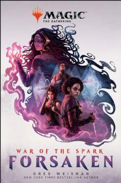 MAGIC: THE GATHERING -  FORSAKEN (ENGLISH V.) -  WAR OF THE SPARK