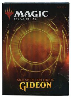 MAGIC THE GATHERING -  GIDEON - SIGNATURE SPELLBOOK (8 + 1 CARDS)