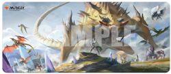 MAGIC THE GATHERING -  IKORIA - LAIR OF THE BEHEMOTHS PLAYMAT - 6