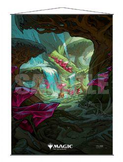 MAGIC THE GATHERING -  IKORIA - LAIR OF THE BEHEMOTHS - WALLSCROLL - ZAGOTH TRIOME - 16
