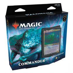 MAGIC THE GATHERING -  PHANTOM PREMONITION - COMMANDER DECK (ENGLISH) -  KALDHEIM