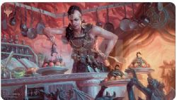 MAGIC THE GATHERING -  PLAYMAT - ASMORANOMARDICADAISTINACULDACAR -  MODERN HORIZON II