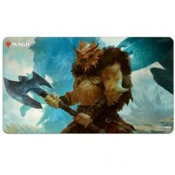 MAGIC THE GATHERING -  PLAYMAT - COMMANDER - VRONDISS, RAGE OF ANCIENTS -  ADVENTURES IN THE FORGOTTEN REALMS