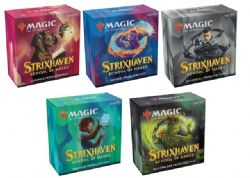 MAGIC THE GATHERING -  PRERELEASE PACK - BUNDLE -  STRIXHAVEN SCHOOL OF MAGES