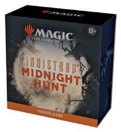 MAGIC THE GATHERING -  PRERELEASE PACK (ENGLISH) -  INNISTRAD MIDNIGHT HUNT