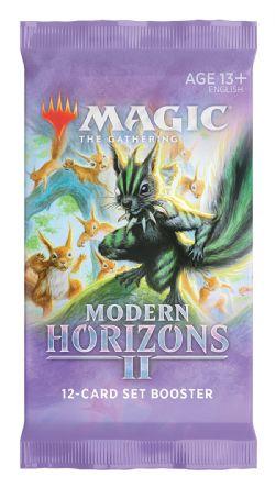 MAGIC THE GATHERING -  SET BOOSTER PACK (P15/B30/C6) (ENGLISH) -  MODERN HORIZONS II