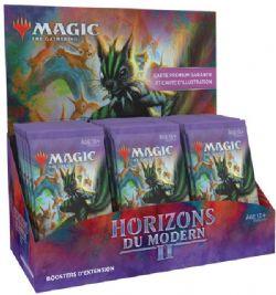 MAGIC THE GATHERING -  SET BOOSTER PACK (P15/B30/C6) (FRENCH) -  HORIZONS DU MODERN II