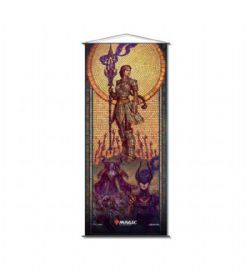 MAGIC THE GATHERING -  THEROS BEYOND DEATH - ELSPETH CONQUERS WALLSCROLL (16