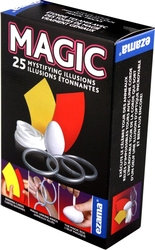 MAGIC TRICKS ACCESSORIES -  25 MYSTIFYING ILLUSIONS VOLUME 1 (MULTILINGUAL)
