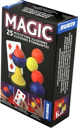 MAGIC TRICKS ACCESSORIES -  25 MYSTIFYING ILLUSIONS VOLUME 2 (MULTILINGUAL)