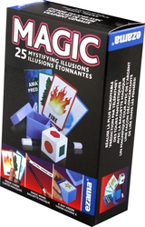 MAGIC TRICKS ACCESSORIES -  25 MYSTIFYING ILLUSIONS VOLUME 4 (MULTILINGUAL)
